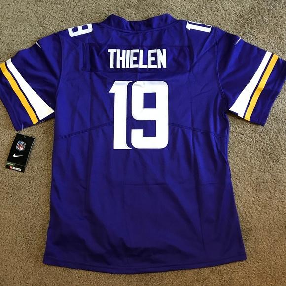 timeless design 9821c 95cb7 Adam Thielen Minnesota Vikings Women's Jersey NWT